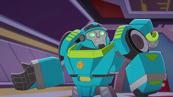 Transformers Rescue Bots Academy: Transformers Rescue Bots Academy: Season 1: Dig Feet