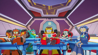 Transformers Rescue Bots Academy: Transformers Rescue Bots Academy: Season 1: At Sea