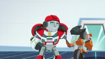 Transformers: Rescue Bots Academy: Transformers Rescue Bots Academy: Season 1: Trick Or Treat