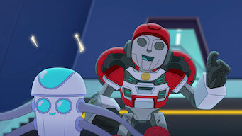 Transformers Rescue Bots Academy: Transformers Rescue Bots Academy: Season 1: All Washed Up